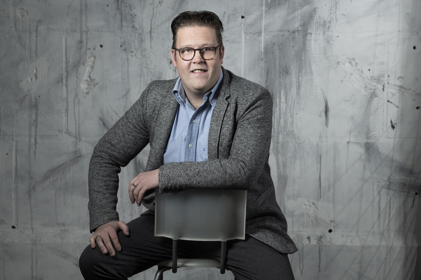 Rutger v Barneveld vervangt Mart Hoogkamer op Hollandse avond